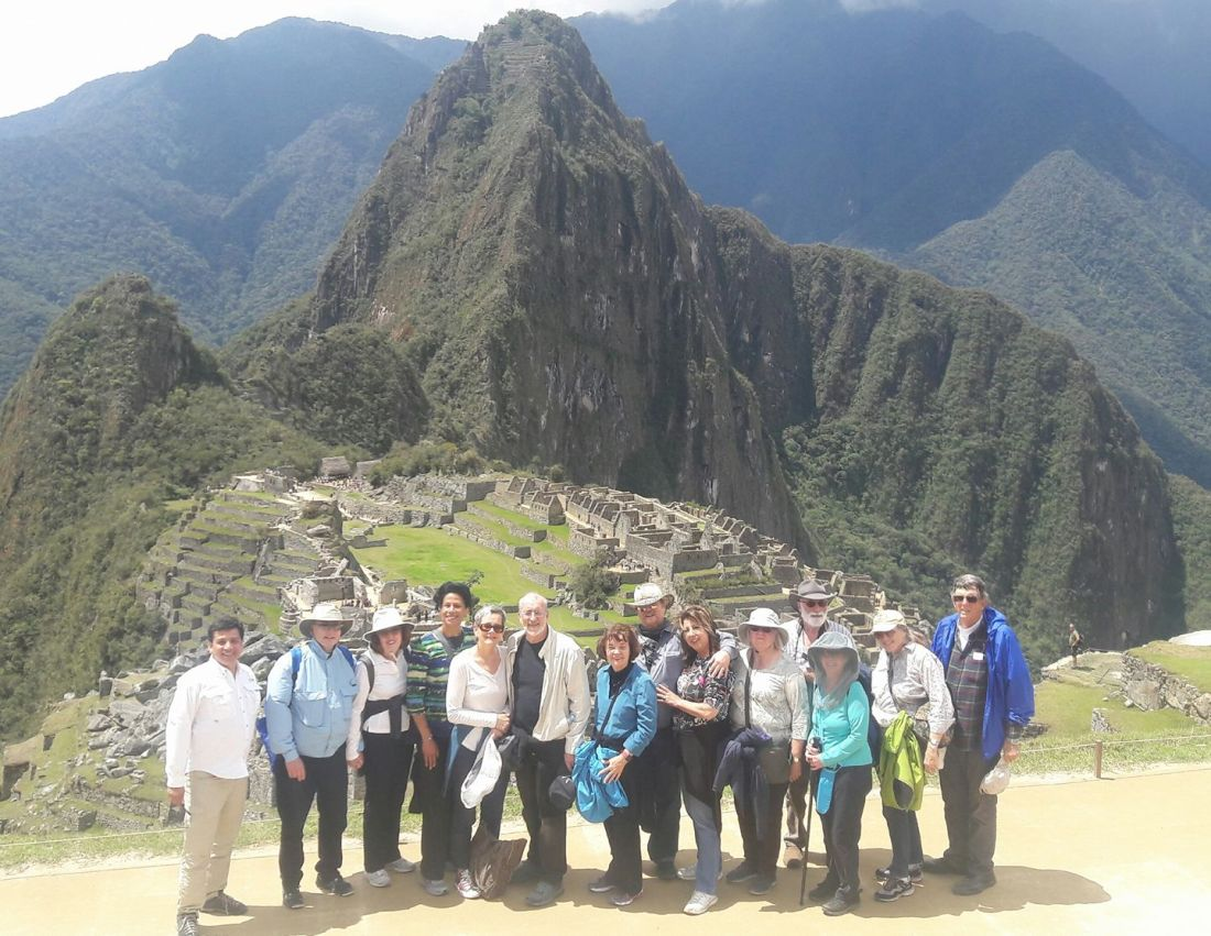 Nanda Journeys Mental Health Peru