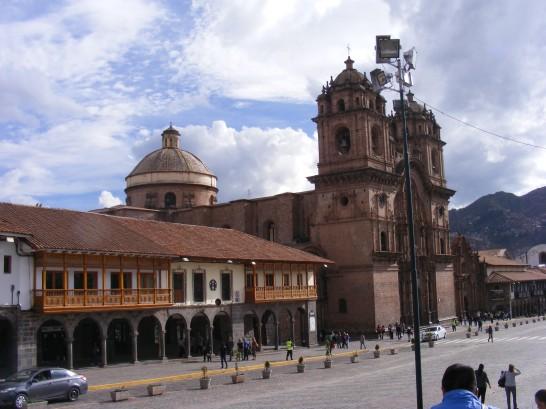 Plaza des Armas, Cusco